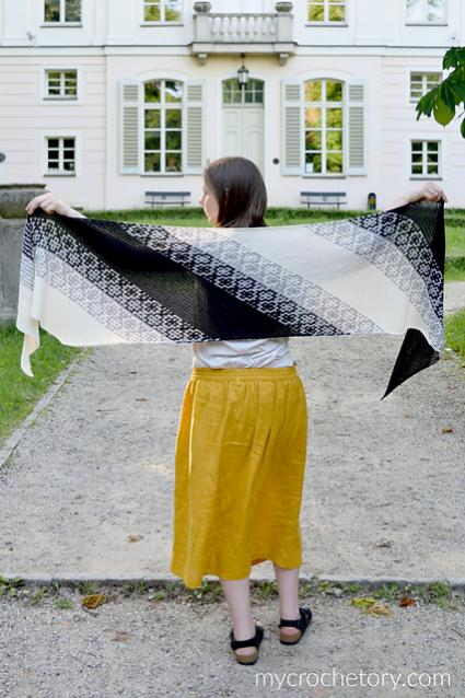 Monochrome Bias Wrap for Women-b3-jpg