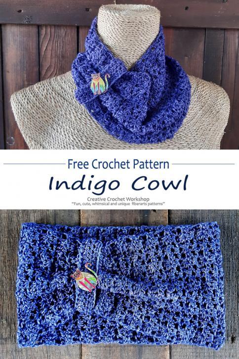 Indigo Cowl for Women-a3-jpg