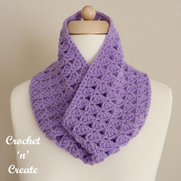 Slanting Shells Cowl for Women-g1-jpg