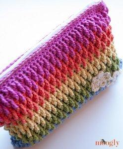 Colorful Clutch Free Crochet Pattern (English)-colorful-clutch-free-crochet-pattern-jpg