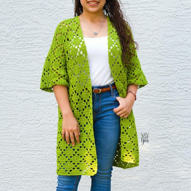 Diamond Kimono for Women, XS-5-b1-jpg