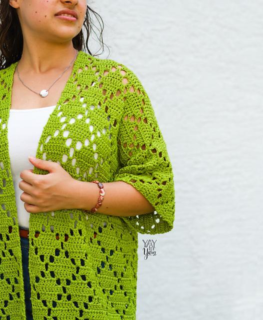 Diamond Kimono for Women, XS-5-b3-jpg