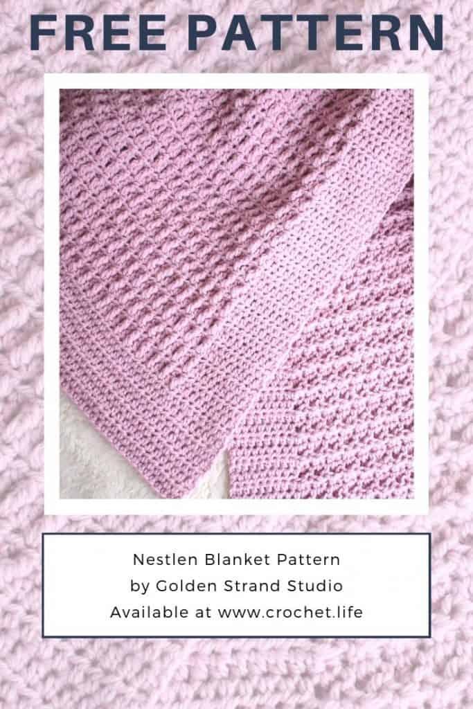 Baby Blanket with Built in Border-c1-jpg