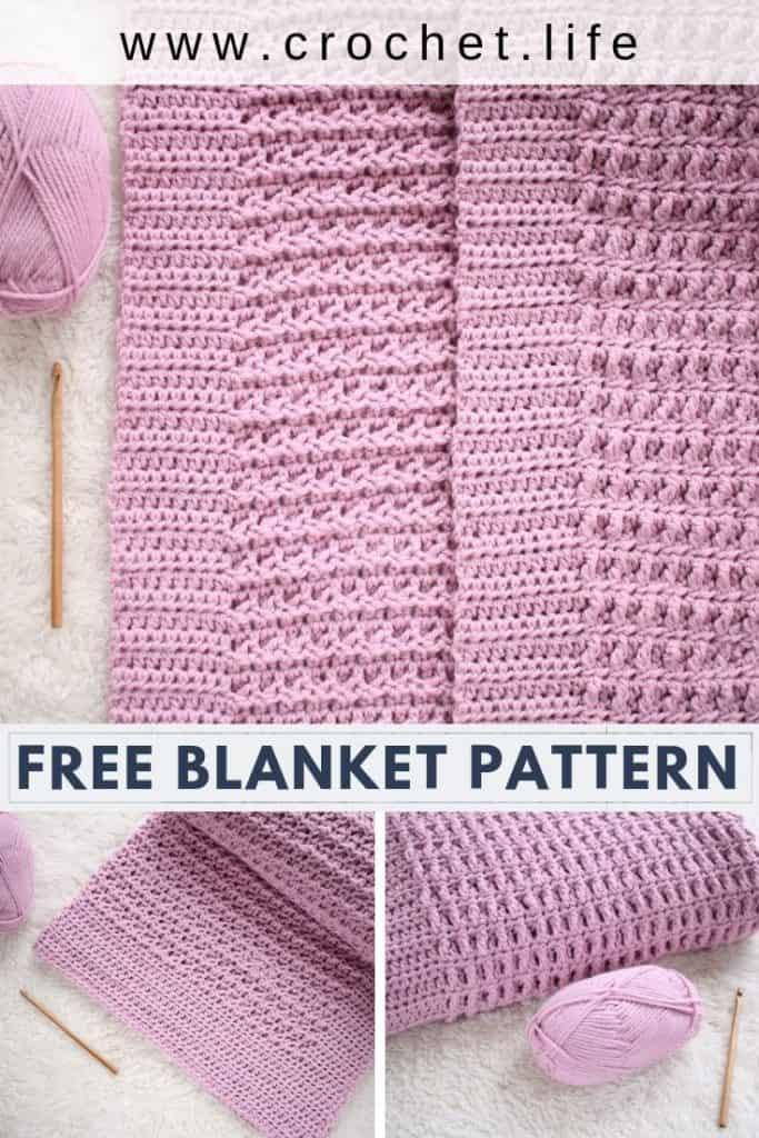 Baby Blanket with Built in Border-c2-jpg