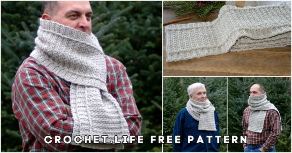 Winter Path Scarf for Adults-d1-jpg