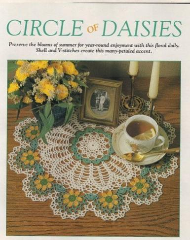 McCall's crochet pattern - 1993-circle_of_daisies-jpg