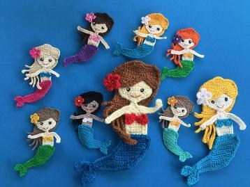 Mermaid Applique-c2-jpg