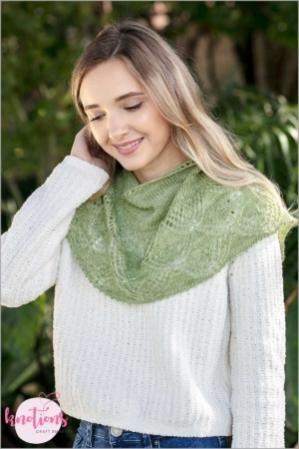 Second Spring Shawl, knit-e1-jpg