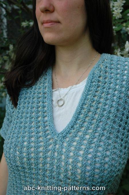 Subtle Mesh Summer Sweater for Women, S-2X, knit-e2-jpg
