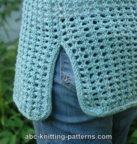 Subtle Mesh Summer Sweater for Women, S-2X, knit-e4-jpg