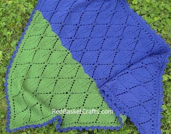 Diamond Leaf Shawl-e3-jpg