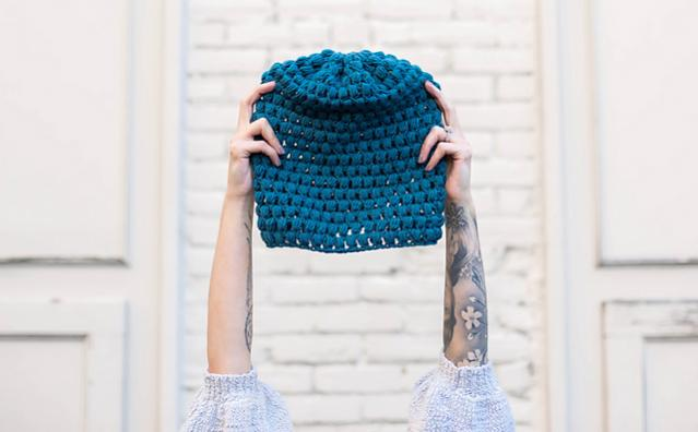 Perfectly Puff Beanie and Cowl Set for Women-c2-jpg