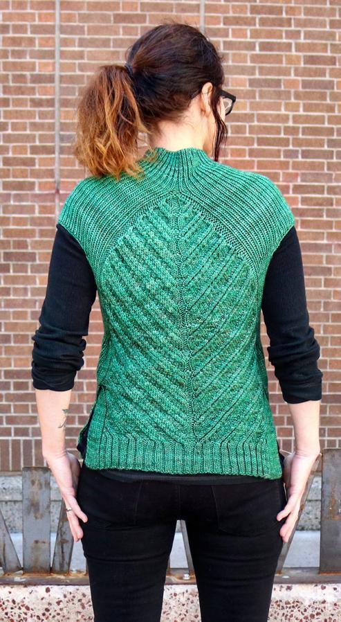 Open Road Vest fpr Women, XS-5X , knit-d3-jpg