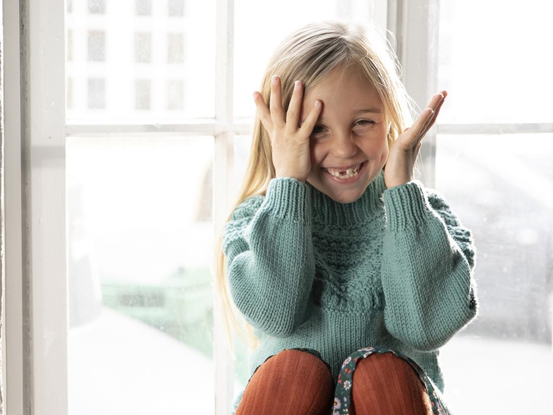 Kirken Pullover for Children, 2-12 yrs, knit-e2-jpg