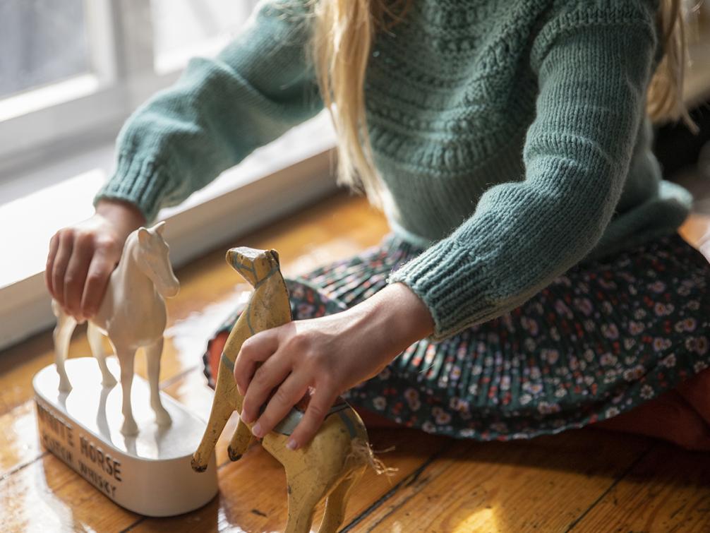 Kirken Pullover for Children, 2-12 yrs, knit-e3-jpg