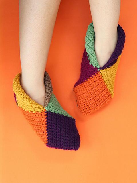 Harlequin Slippers for Women, average size-c3-jpg