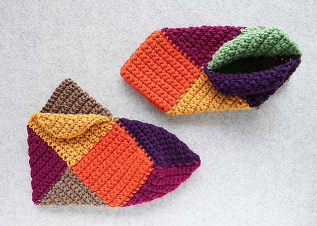 Harlequin Slippers for Women, average size-c4-jpg