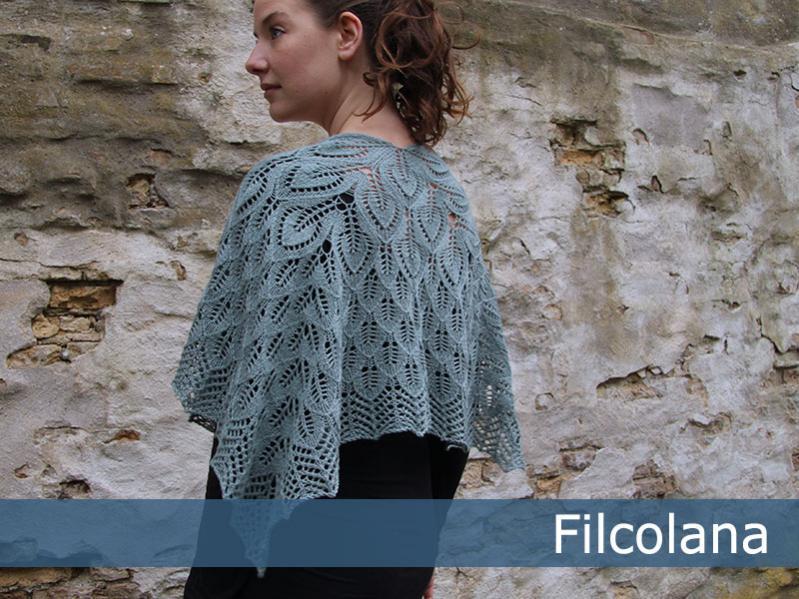 Kaprifolie Shawl, knit-a3-jpg