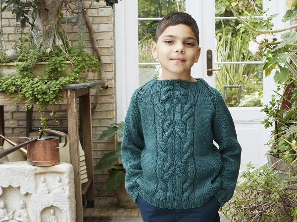 Florian Pullover for Children, 4-12 yrs, knit-b1-jpg