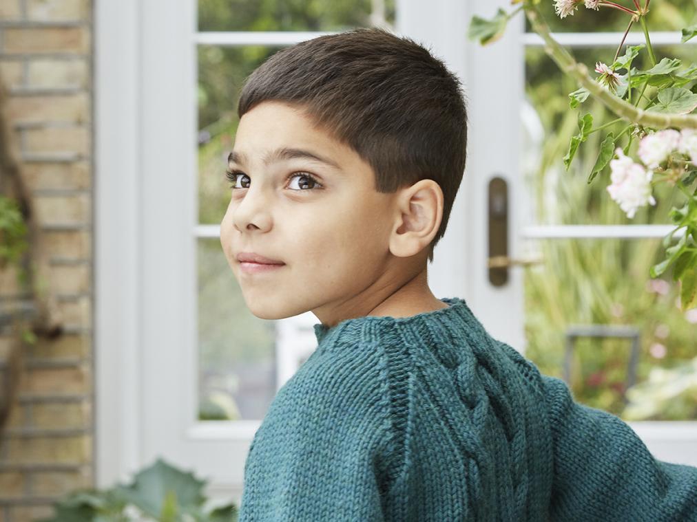 Florian Pullover for Children, 4-12 yrs, knit-b4-jpg