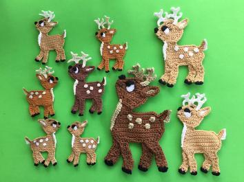 Deer or Fawn Applique-b3-jpg