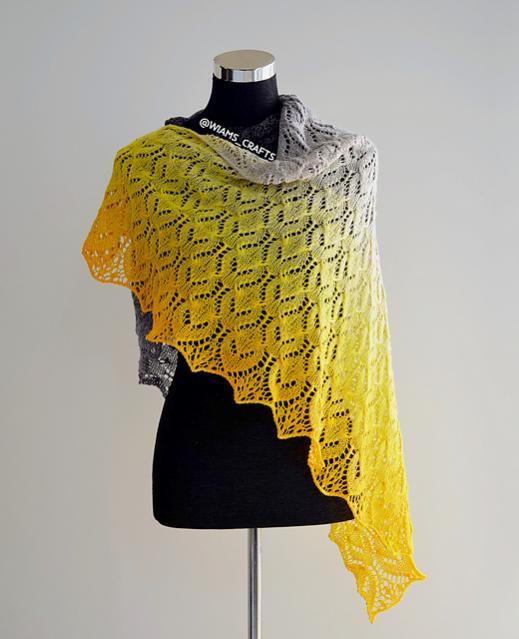 Wrap Me in Sunshine Shawl, knit-d1-jpg