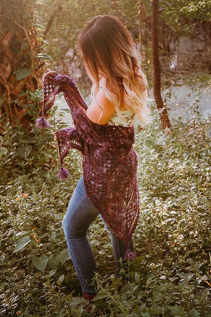 Picot Crochet Shawl for Women, ad-fee PDF free for a limited time on blog-b2-jpg