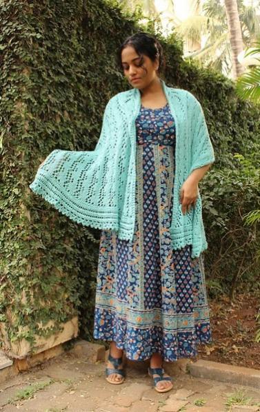 A Time of Rain Shawl, knit-e1-jpg