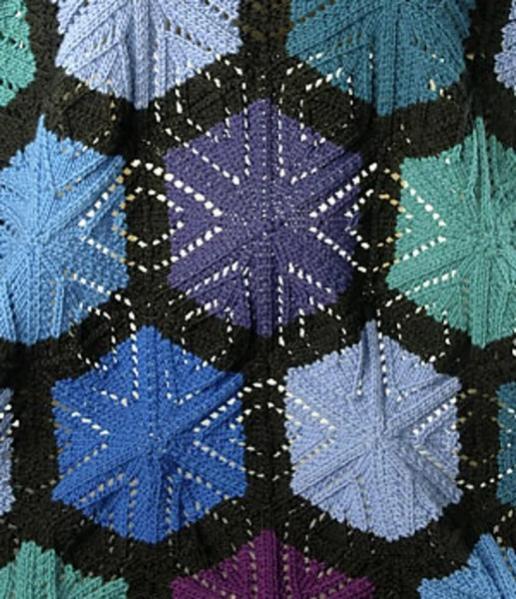 Arabesque Throw, knit-d3-jpg