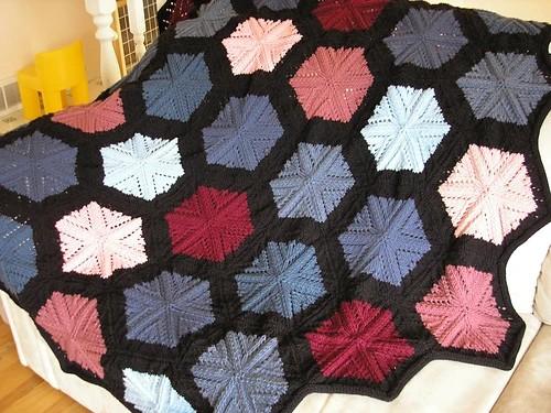 Arabesque Throw, knit-s4-jpg