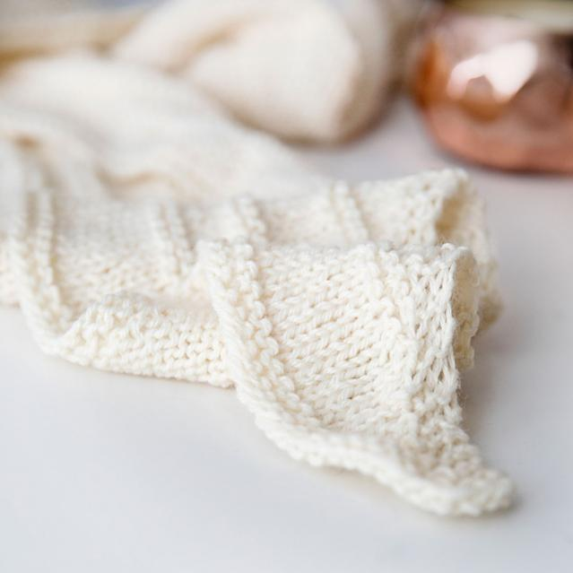 Serenity Scarf for Women, knit-d1-jpg
