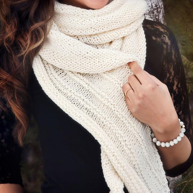 Serenity Scarf for Women, knit-d3-jpg