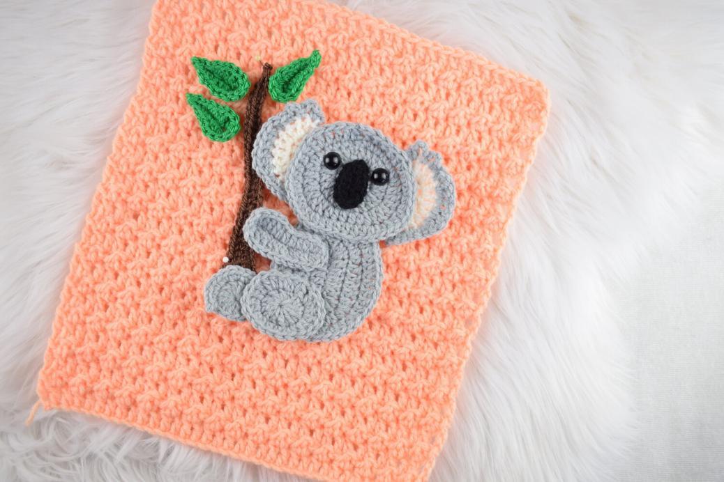 Jungle Animal Baby Blanket-a7-jpg
