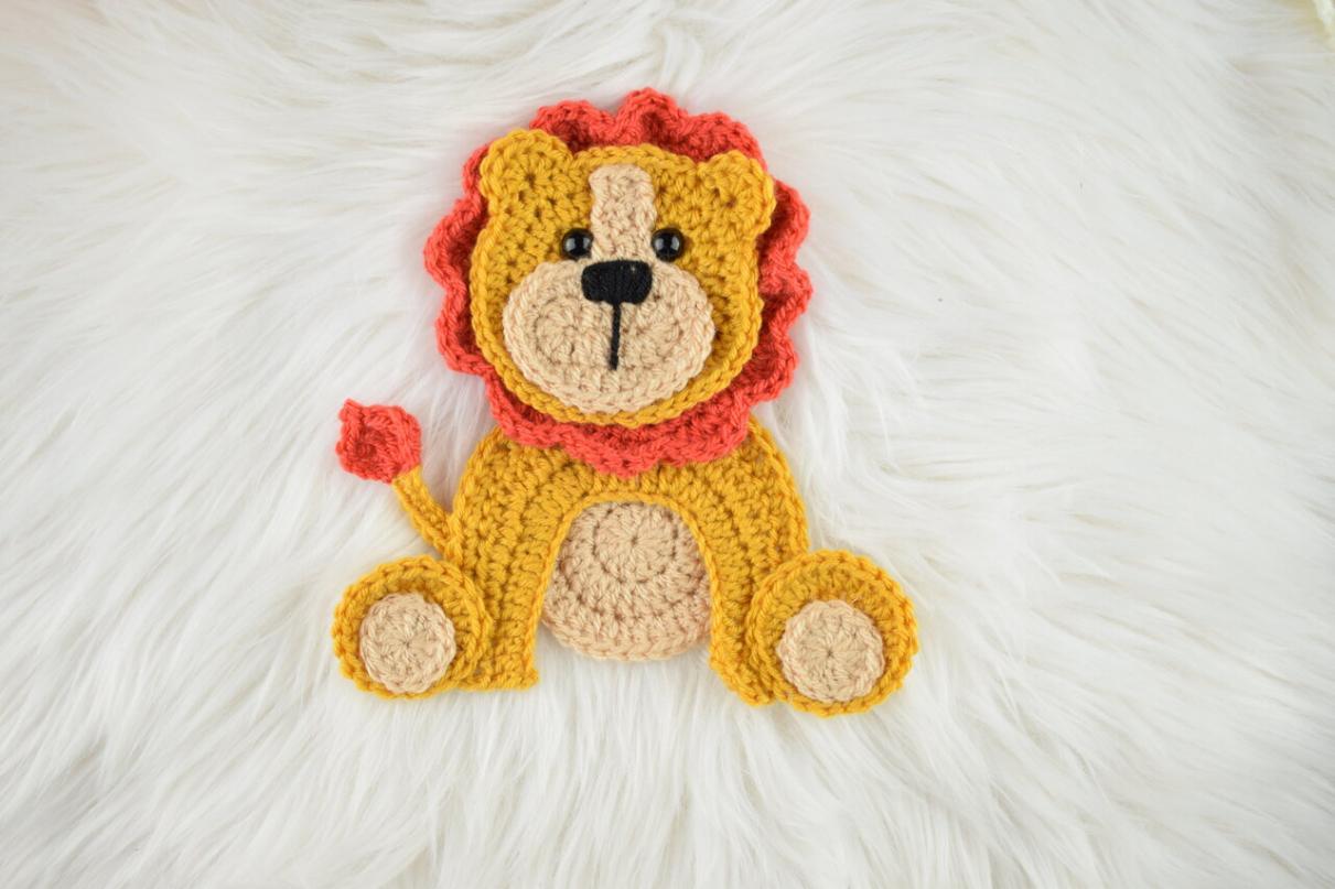 Jungle Animal Baby Blanket-a8-jpg