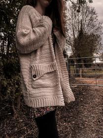 Grainne Pocket Cardigan for Women, S-3XL-q2-jpg