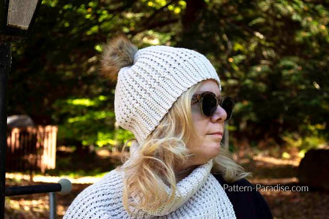 Mimi Hat and Cowl for Women-r1-jpg