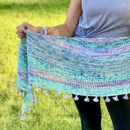 Summer Moonrise Shawl, knit-a1-jpg