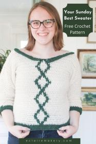 Your Sunday Best Sweater for Women, XS-5XL-q1-jpg