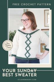 Your Sunday Best Sweater for Women, XS-5XL-q2-jpg