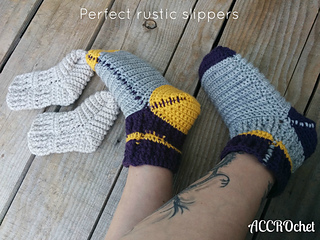 Perfect Rustic Slippers for Child to Adult, adjustable-r1-jpg