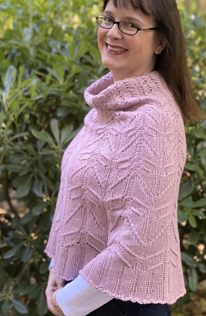 Aguaz Cape for Women, knit-d1-jpg