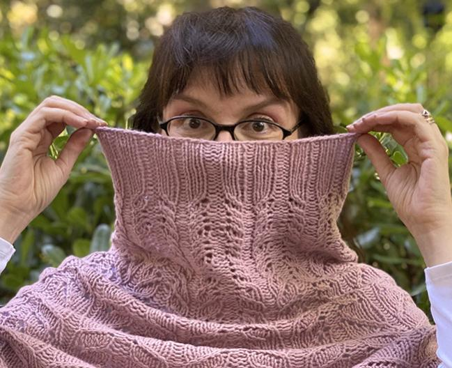 Aguaz Cape for Women, knit-d2-jpg