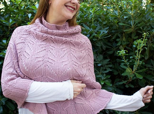 Aguaz Cape for Women, knit-d3-jpg