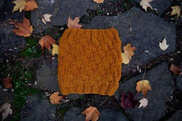 Selciato Cowl for Women, knit-z2-jpg