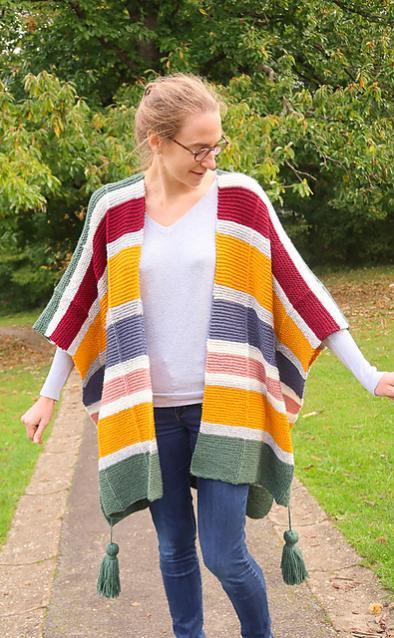 Watercolor Blanket, knit-a4-jpg