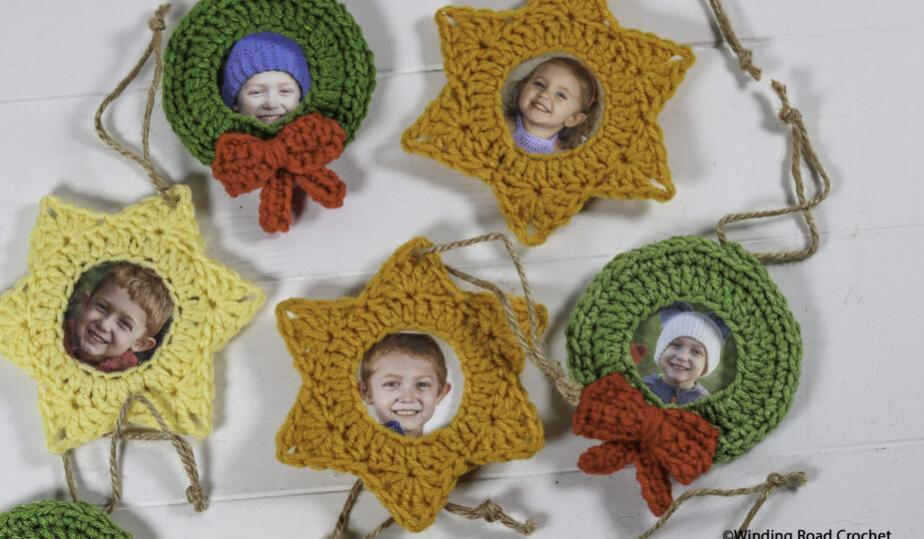 Four Christmas Ornaments-q1-jpg