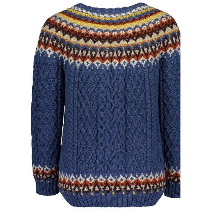 "Karheikko Cardigan for Women,  39 1/4 "" to 48 1/4,"" knit-a2-jpg"