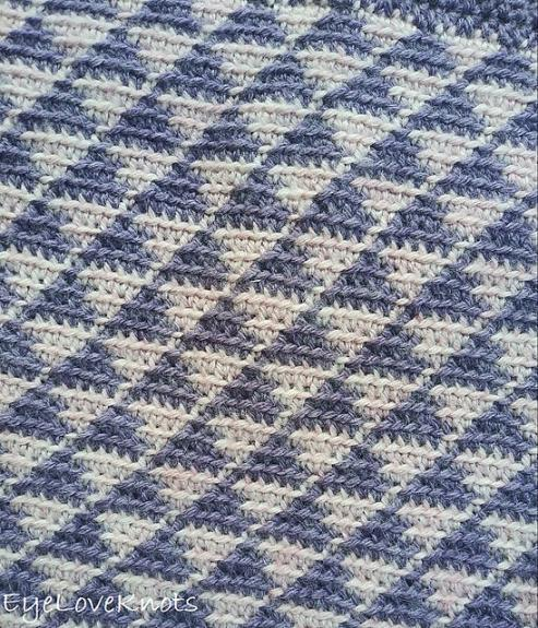 Tessellated Triangles Sweater for Women,  XS-3X-w3-jpg