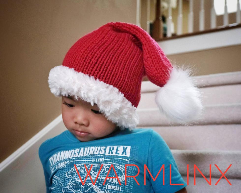Santa Hat for Baby to Adult, knit-q1-jpg