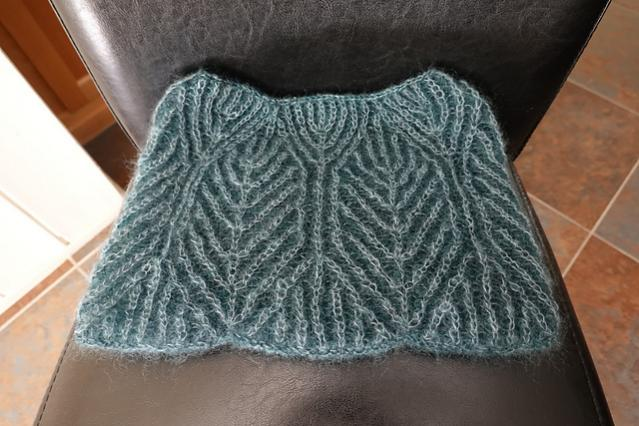 Winter Woods Brioche Hat, Cowl and Scarf. knit-a2-jpg